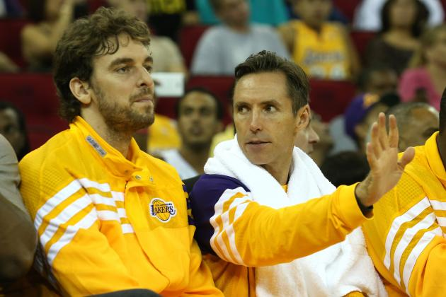 NBA News: Latest on Los Angeles Lakers Superstars and More Around the League