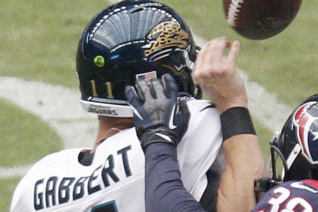 2012 Jacksonville Jaguars: End of the Road