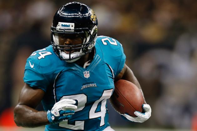 Jags RB Owens to Start on Sunday