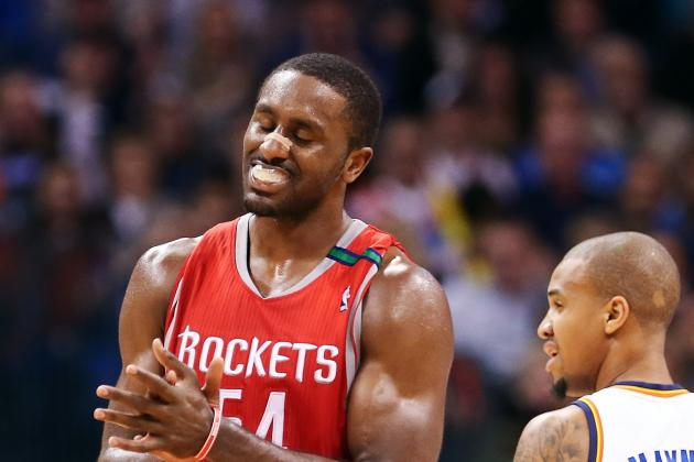 Rockets' Patrick Patterson Developing into Offensive Weapon