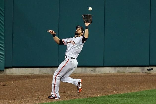 Giants Close to Re-Signing Angel Pagan