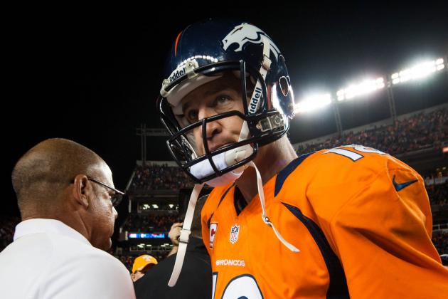 Denver Broncos House Rule No. 1: Be Quiet When Peyton Manning Is QB