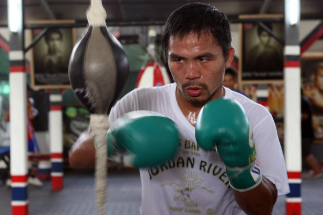 Manny Pacquiao: What Pac-Man Has Done to Rebound from Bradley Controversy