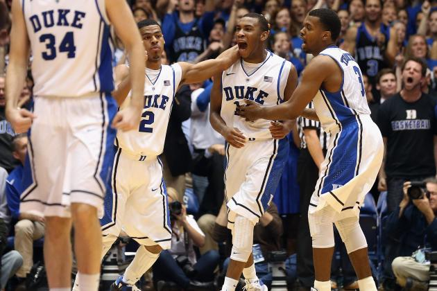 Duke Hype Video: Wins Over No. 2, No. 3  No. 4