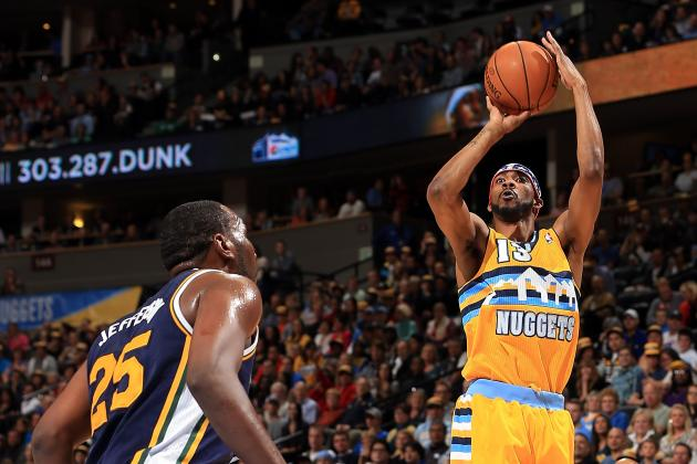 Denver Nuggets Continue to Look for Perimeter Scoring off the Bench