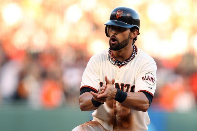 Giants Reach Agreement with Angel Pagan