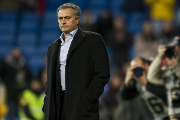 Jose Mourinho Tight-Lipped over Real Madrid Exit Rumours
