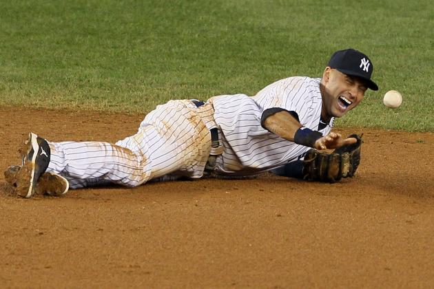 Jeter: No Doubt I'll Be in Opening Day Lineup