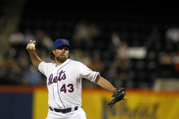 Alderson Acknowledges Dickey Trade Talks