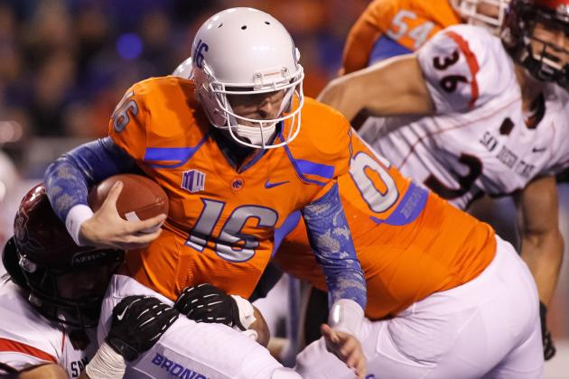 Boise State to Face Washington in Maaco Bowl Las Vegas