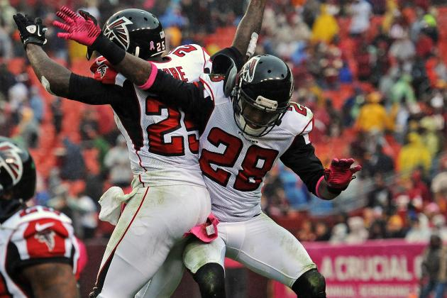 Falcons' Safety Duo on Top of NFL
