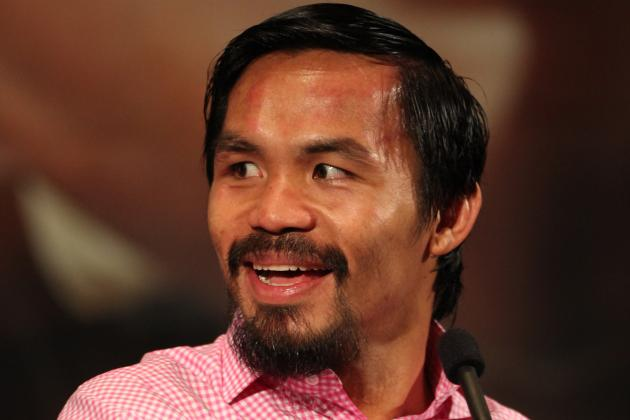 Pacquiao vs. Mayweather: Who Would Public Root for Following Pac-Man's KO Loss?