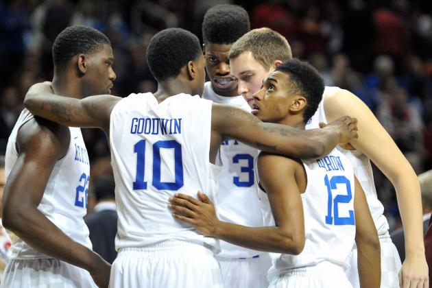Kentucky Wildcats: Archie Goodwin Is Long-Term Answer at Point Guard