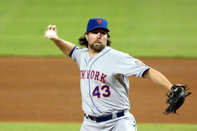 The Mets Talked to the Red Sox About R.A. Dickey