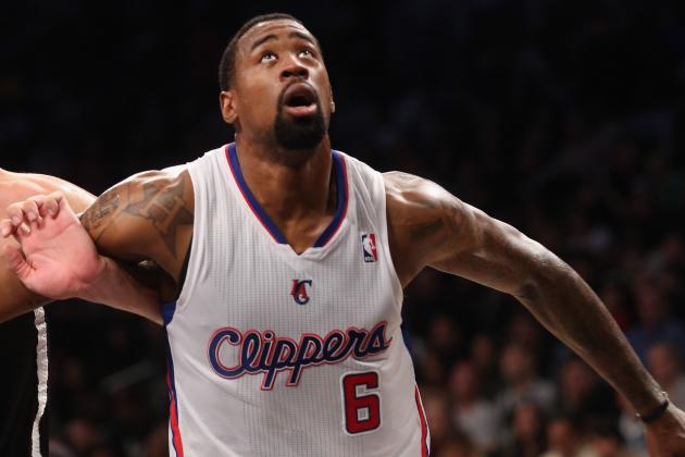 For His Teammates, Clippers' DeAndre Jordan Is a Project in Progress