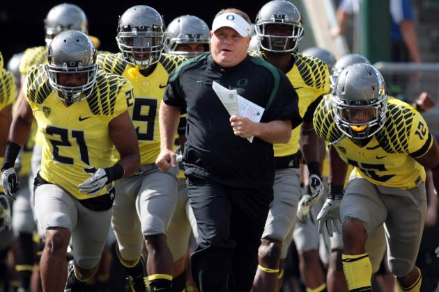Oregon to Face Kansas State in Fiesta Bowl