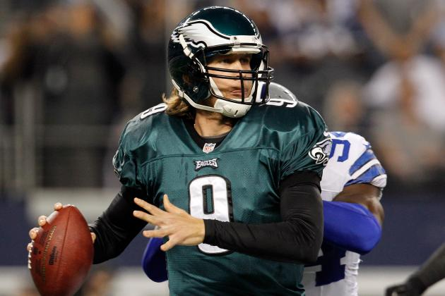 Nick Foles: Eagles Made the Right Call Naming Rookie Unquestioned Starter