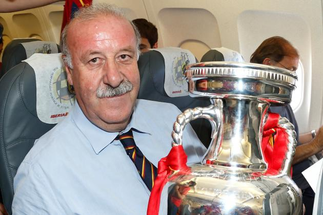 Pique Believes Del Bosque Should Be Named Best Manager