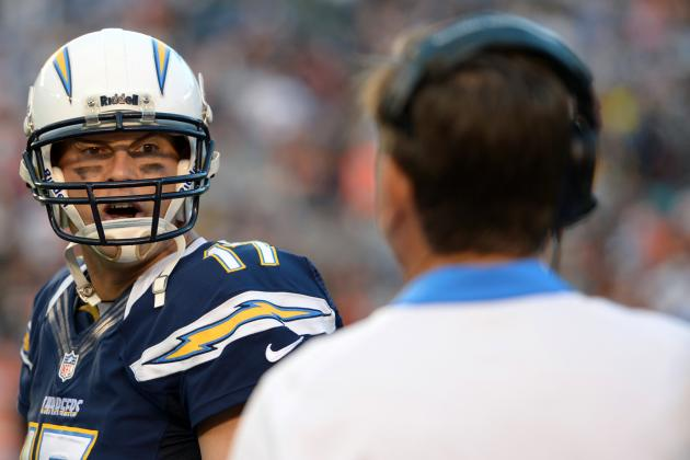 Chargers Scrambling for Answers with OL Injuries