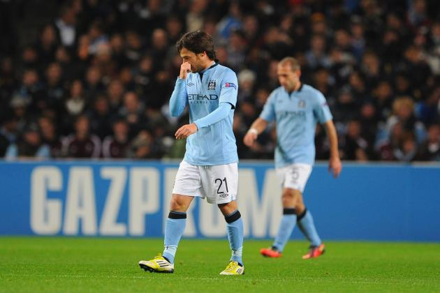 Manchester City Star David Silva in Doubt for Manchester Derby