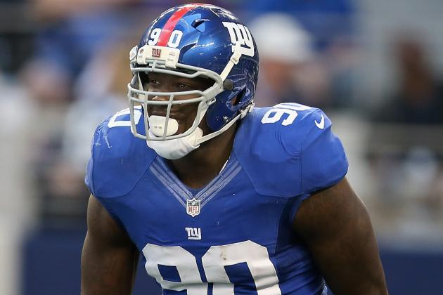 Kenny Phillips and Jason Pierre-Paul Will Play Against Redskins