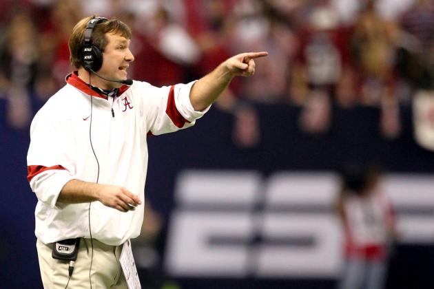 Auburn Football: Would Kirby Smart Be a Better Hire over Bobby Petrino?