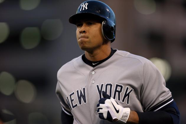 Alex Rodriguez: Overrated Star's Injury Proves Yankees Need to Get Younger