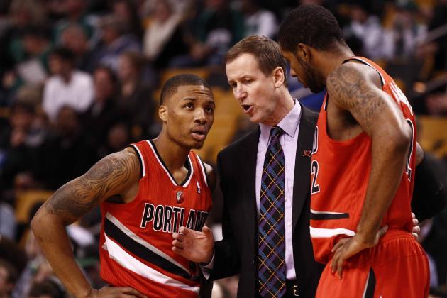 NBA Gamecast: Portland vs. Charlotte
