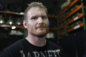 Josh Barnett: Don't Bring Me to the UFC, If You Want to Keep HW Rankings Intact