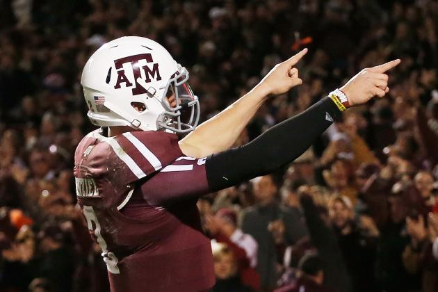 Heisman Finalists 2012: Will Johnny Manziel to Be First Freshman to Win Award?