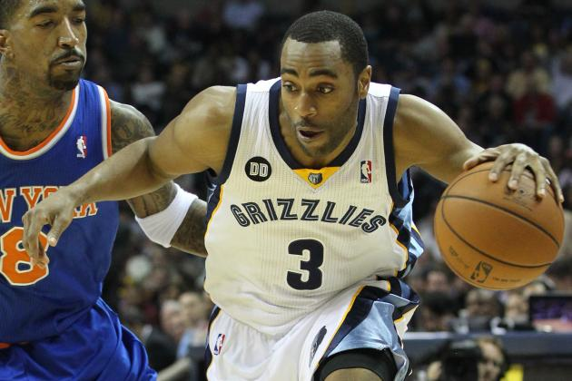 Grizzlies Looking for Wayne Ellington to Find Shot