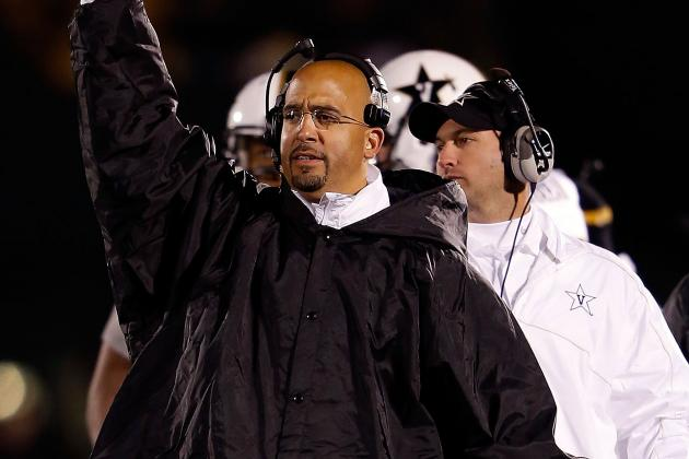 Vanderbilt's James Franklin Explains Controversial Ballot