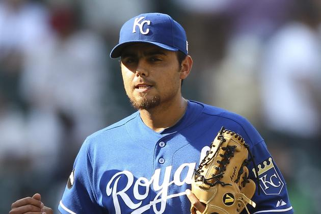 Report: Soria Agrees to 2-Yr/$8-9M Deal with Rangers