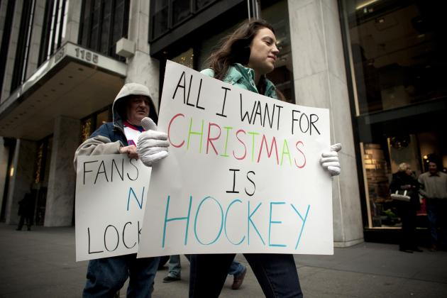 NHL Lockout: Why the Diehard Fans Have Begun to Turn Their Backs on the Game