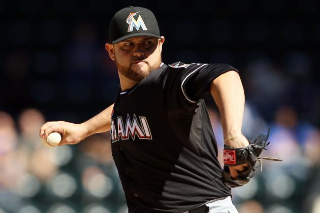 Agent: Nolasco Wants Trade from Gutted Marlins