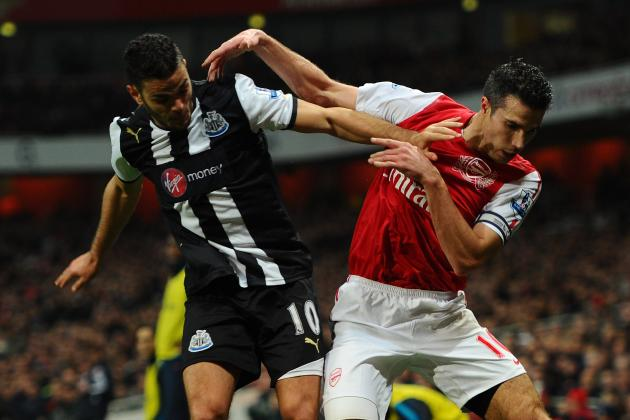 Arsenal: Why It's All Going Wrong without Robin Van Persie