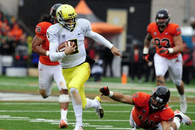 Oregon Football: Why Marcus Mariota Should Have Been a Heisman Finalist