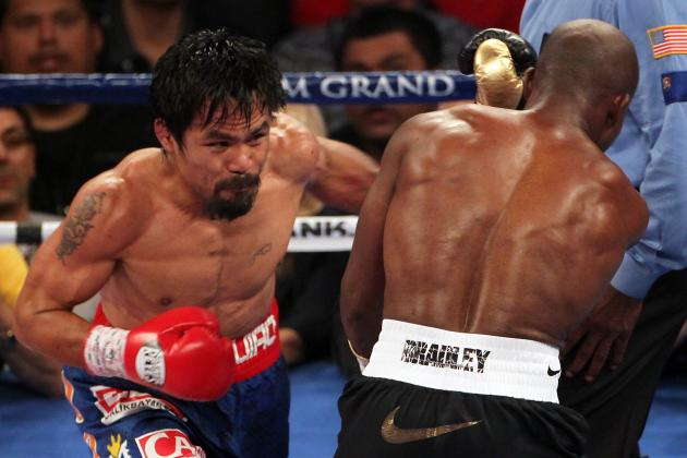 Manny Pacquiao Must Salvage Bradley Loss with Marquez KO