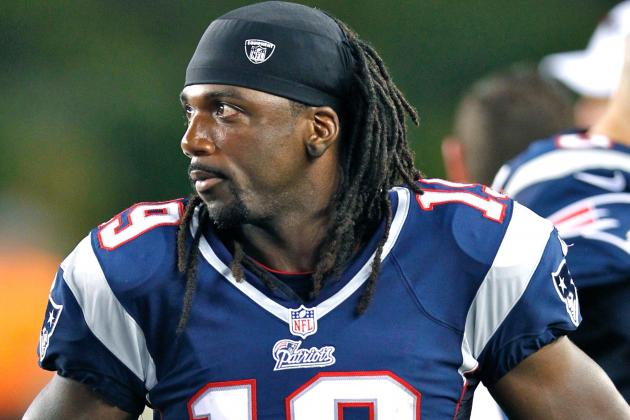 New England Patriots Reportedly Sign WR Donte' Stallworth