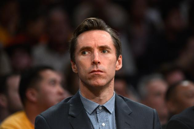 LA Lakers Need More Than Steve Nash's Return to Meet Fan's Expectations