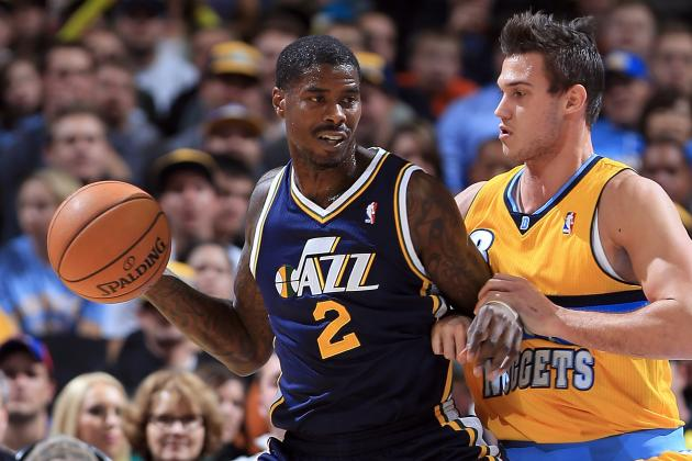 Marvin Williams, Derrick Favors Both out vs. Clips