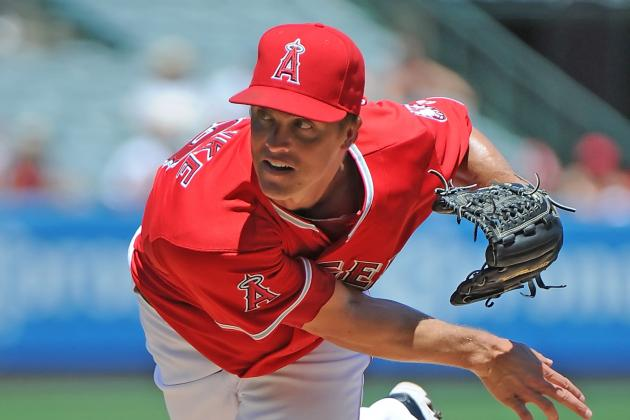 GM: Dodgers Haven't Made Offers to Zack Greinke, Other Free Agents