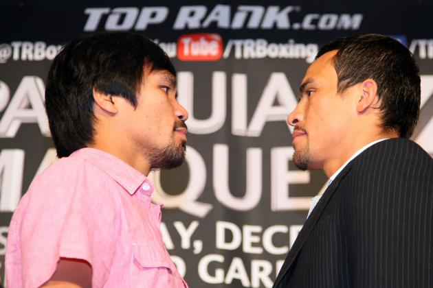 Breaking Down Pacquiao vs. Marquez 4