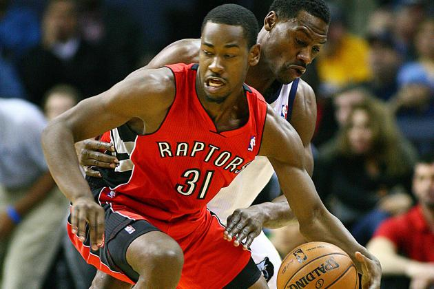 Raps' Rookie Ross Getting Chance to Strut His Stuff