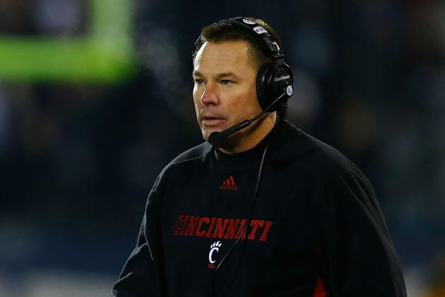 Cincinnati HC Butch Jones Deal with Colorado Reportedly Falls Apart