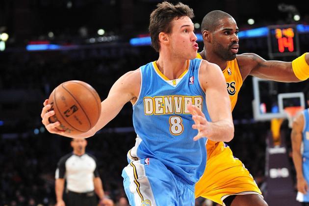 NBA Gamecast: Raptors vs. Nuggets