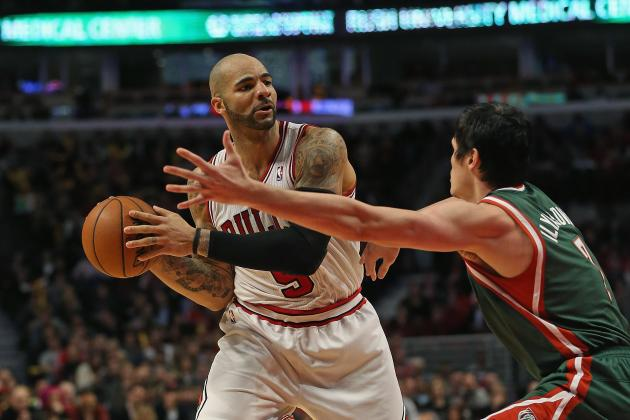 How to Fix Carlos Boozer's Inconsistent Offensive Game