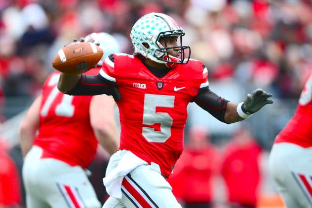 2012 Heisman Trophy: Braxton Miller Deserved an Invite to New York City