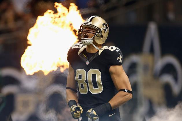 2012 Fantasy Football Tight End Rankings: NFL Week 14