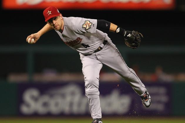 Despite Plenty of Interest, Astros Plan to Keep JedLowrie